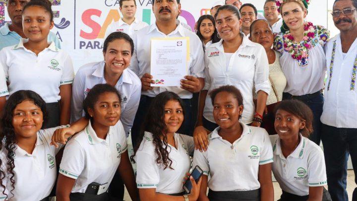 Trabajamos por el reconocimiento e inclusión del pueblo afromexicano: ECM
