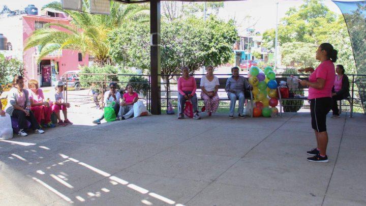 Ofrecen orientación nutricional gratuita en Ciudad de las Canteras