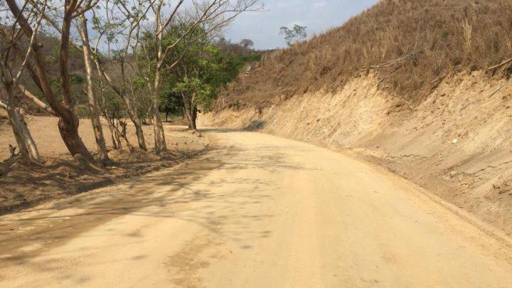 Concluyó CAO ampliación de camino rural en San Miguel Tlacamama