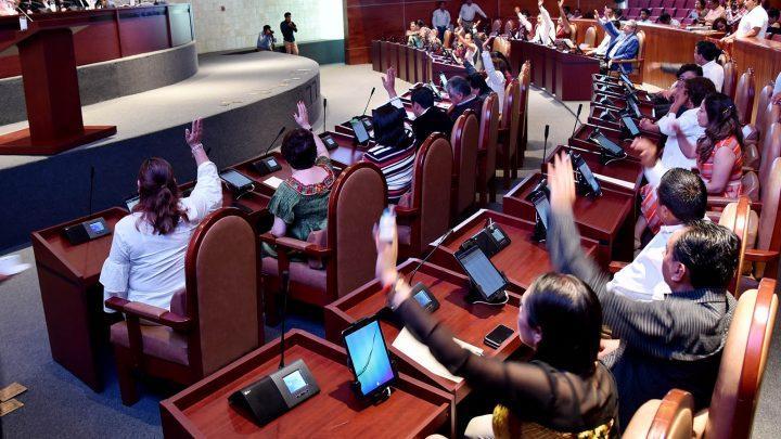 Reforma Congreso de Oaxaca la Constitución Política Local a favor de migrantes
