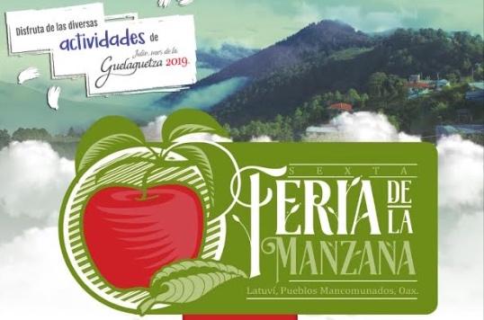 Celebrará Santa Martha Latuvi la VI Feria de la Manzana