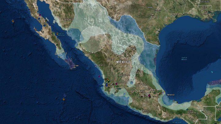 Sólo 370 de los 2 mil 457 municipios que hay en el país, tienen atlas de riesgo