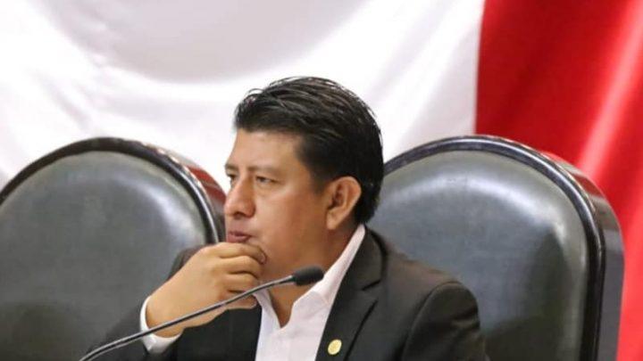 Pide Azael Santiago Chepi a gobierno de Oaxaca atender de forma inmediata conflicto comunal de San Dionisio Ocotepec