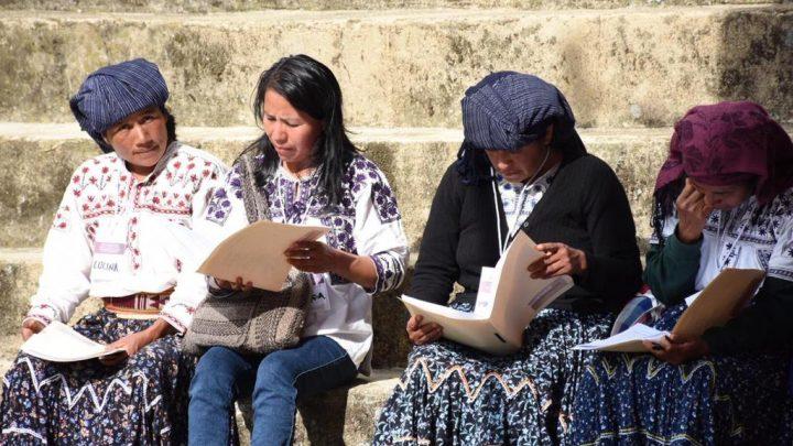 Pueblos indígenas de Oaxaca reafirman la importancia  de reconocer la autonomía regional en la Carta Magna