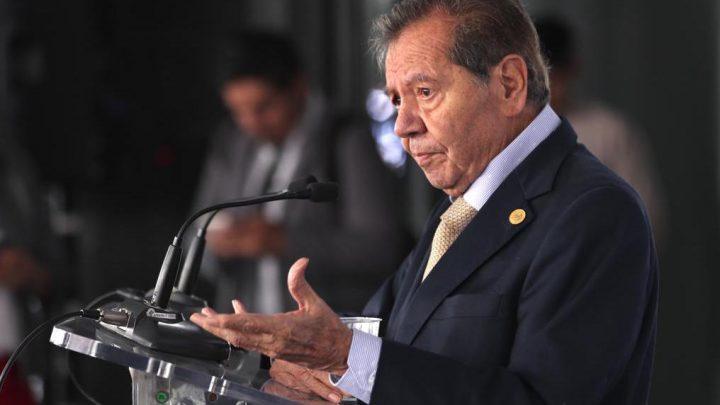 """Hecho """"gravísimo"""" e """"insólito"""", ampliación de gubernatura en Baja California: Muñoz Ledo; propone desaparición de poderes"""