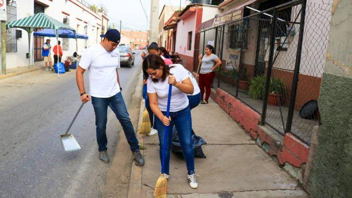 Todavía te puedes sumar al Macro Tequio Guelaguetza 2019
