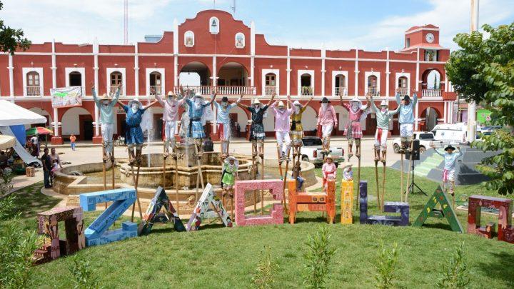 Promueve Feria Artesanal y del Mezcal grandeza de Zaachila