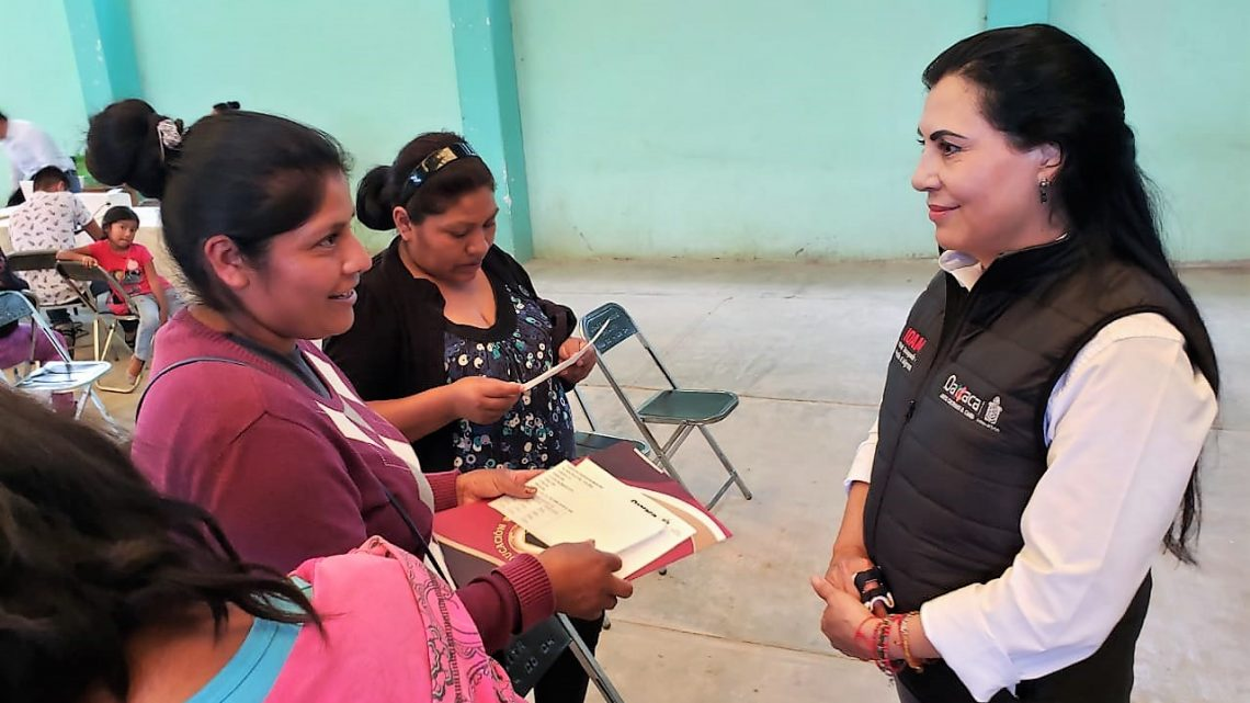 Realiza IOAM ferias de pasaportes americanos en la Mixteca