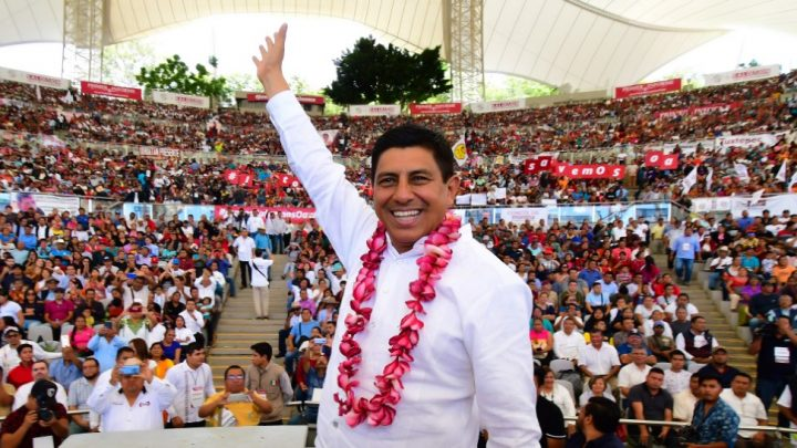 "CRÓNICA POLÍTICA: ""Alito"" y Salomón Jara, objetivo común"