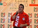 """Cómputos confirman que """"Alito"""" será el presidente nacional del PRI"""
